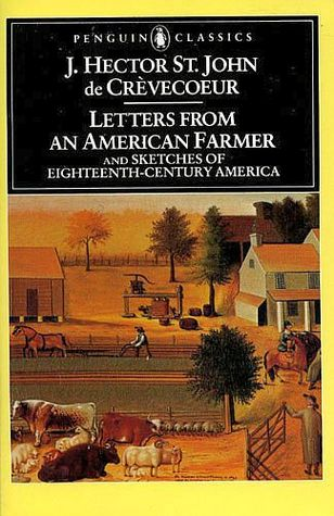 Letters From An American Farmer And
