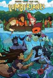 Band Together (Lumberjanes, Vol. 5) Book
