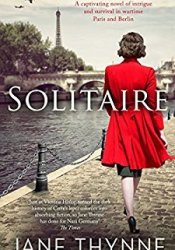 Solitaire (Clara Vine, #5) Book by Jane Thynne