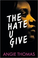 Image result for goodreads the hate u give