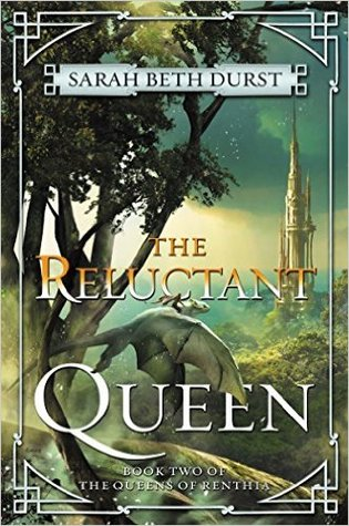 spring cover: the reluctant queen
