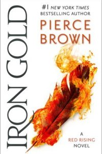 Iron Gold Book Cover