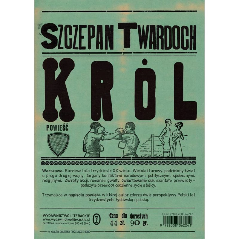 "Polish Book Club: ""Król"""