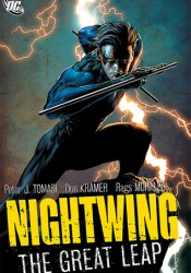 Nightwing: The Great Leap Book by Peter J. Tomasi