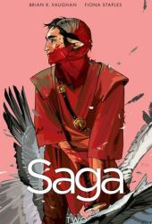 Saga, Vol. 2 Book