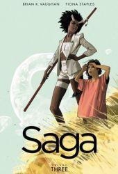 Saga, Vol. 3 Book