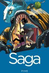 Saga, Vol. 5 Book