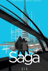 Saga, Vol. 6 Book