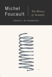 The History of Sexuality, Volume 1: An Introduction Book