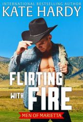 Flirting with Fire (Men of Marietta, #2) Book