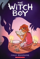 The Witch Boy (The Witch Boy, #1) Book