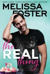 The Real Thing (Sugar Lake, #1) Book
