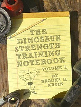 Download Dinosaur Strength Training Notebook