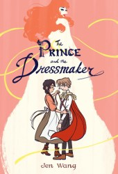 The Prince and the Dressmaker Book