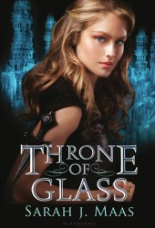 Throne of Glass (Throne of Glass, #1) Book