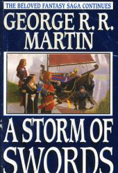 A Storm of Swords (A Song of Ice and Fire, #3) Book