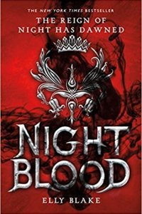 Nightblood Book Cover