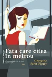 Fata care citea în metrou Book