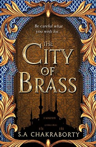 The City of Brass Cover