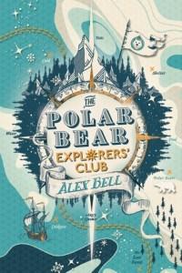 The Polar Bear Explorers' Club book cover