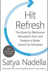 Hit Refresh Book