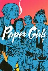 Paper Girls, Vol. 1 Book