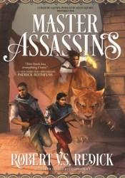 Master Assassins (The Fire Sacraments, #1) Book by Robert V.S. Redick