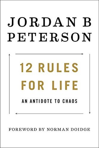 Image result for 12 rules for life