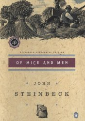 Of Mice and Men Book by John Steinbeck