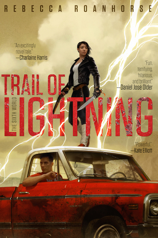 Trail of Lightning Cover