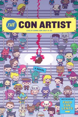 "Cover of ""The Con Artist"" by Fred Van Lente"