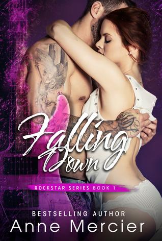 Falling Down (Rockstar #1)