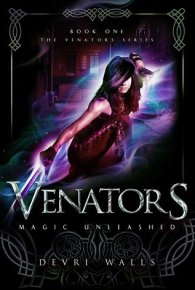 Magic Unleashed (Venators, #1)