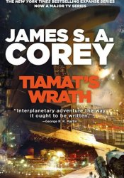 Tiamat's Wrath (The Expanse, #8) Book by James S.A. Corey
