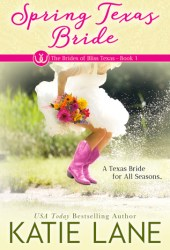Spring Texas Bride (The Brides of Bliss Texas, #1) Book