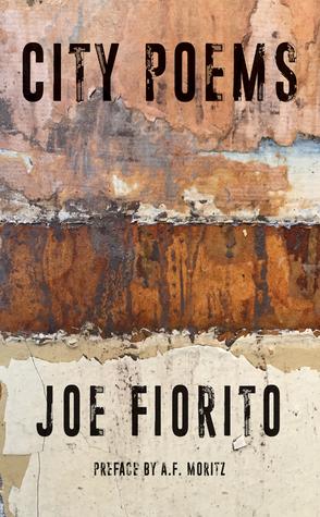 "Cover of ""City Poems"" by Joe Fiorito."