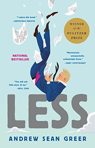 Less (Greer, Andrew Sean) | February 27th @ 5:45 PM