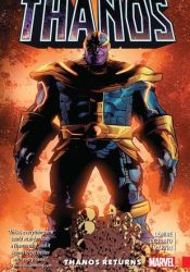 Thanos, Vol. 1: Thanos Returns Book by Jeff Lemire