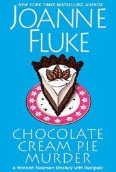 Chocolate Cream Pie Murder (Hannah Swensen #24) Book