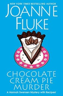 "Cover of ""Chocolate Cream Pie Murder"" by Joanne Fluke"