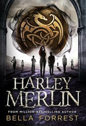 Harley Merlin and the Secret Coven (Harley Merlin #1) Book