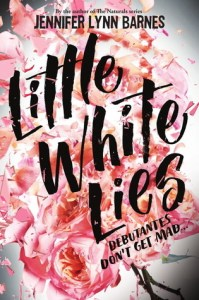 Fresh Fridays: Little White Lies (Debutantes #1) by Jennifer Lynn Barnes