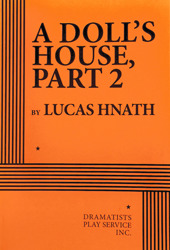 A Doll's House, Part 2 Book