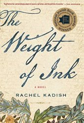 The Weight of Ink Book