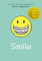 Smile Book by Raina Telgemeier