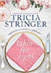 Table For Eight Book by Tricia Stringer