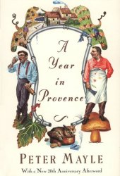 A Year in Provence Book