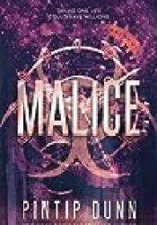 Malice Book by Pintip Dunn