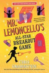 Mr. Lemoncello's All-Star Breakout Game (Mr. Lemoncello's Library, #4) Book