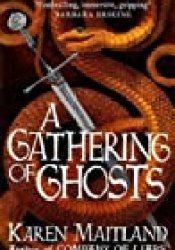 A Gathering of Ghosts Book by Karen Maitland